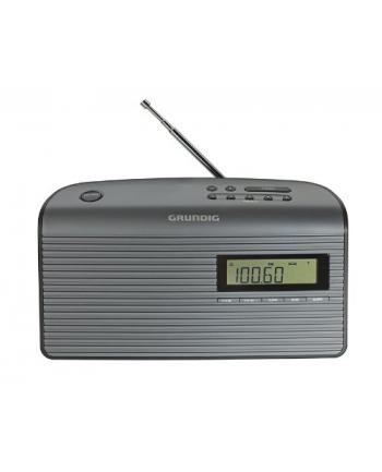 Grundig Music 61 - radio - czarne