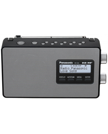 Panasonic RF-D10EG-K black