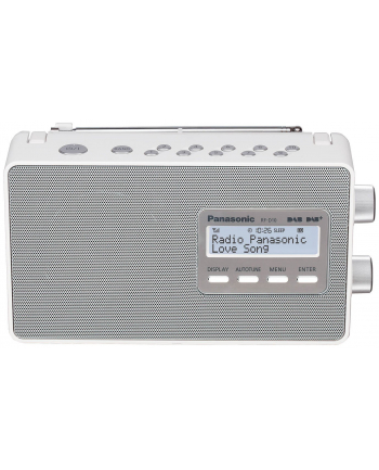 Panasonic RF-D10EG-W white