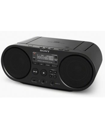 Sony ZSP-S50B M-HiFi - boombox czarny