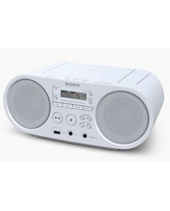 Sony ZSP-S50B M-HiFi - boombox biały