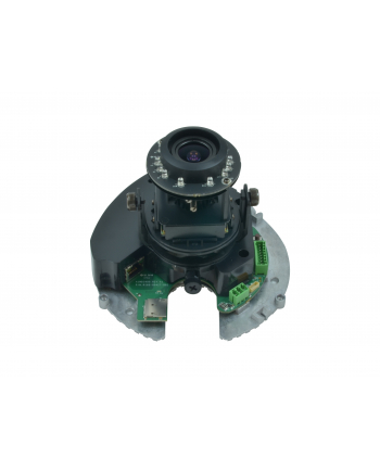 Level One FCS-3064 Dome 5MP/D&N/PoE/IR