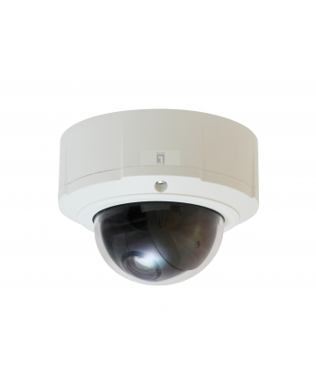 Level One FCS-4043 Dome 3MP/D&N/PoE/Outdoor - Pantilt Zoom Dome