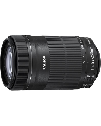Canon EF-S 55-250 IS STM + ET-63 + LC KIT
