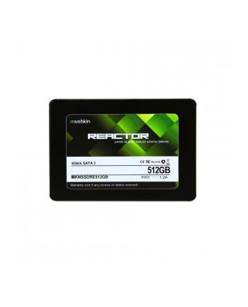 Mushkin MKNSSDRE512GB - 512 GB - SSD - SATA - Reactor