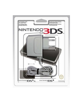 Nintendo Zasilacz 3DS, 3DS XL, DSi, DSi XL