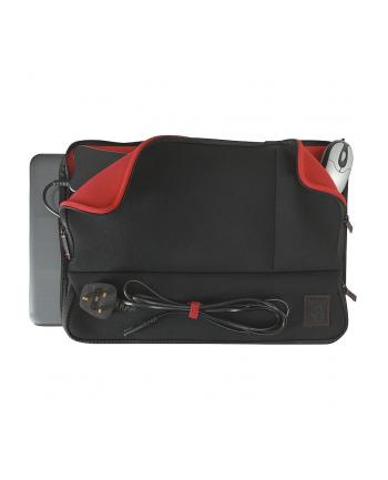 Techair Slipcase Z0331v2 Black / Red 15.6 - TANZ0331v2