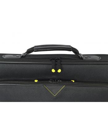 Techair Classic Clam Case Black 17.3 - TANZ0119V3
