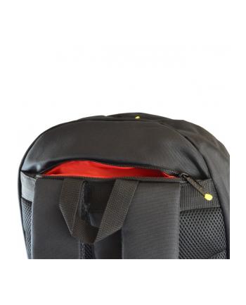 Techair NB Back Pack black/rd 17,3 - TANZ0713v2