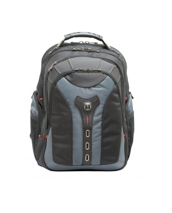 Wenger PEGASUS - plecak do laptopa - 43,2 cm (17,0'') - czarno niebieski