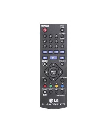 LG Electronics LG BP250, Blu-ray-Player, USB, HDMI