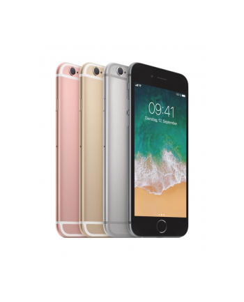 Apple IPhone 6s 128GB - gold MKQV2ZD/A