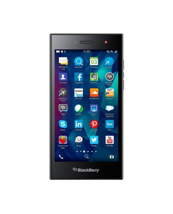 BlackBerry Leap 16 GB - 5'' - Blackberry 10 OS - czarny