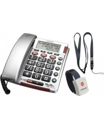 Audioline BIG TEL 50 Alarm Plus