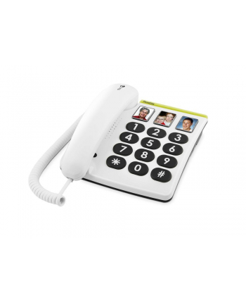 Doro PhoneEasy 331ph white