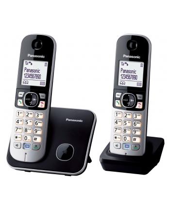 Panasonic KX-TG6812GB +1 MBT black