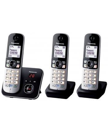 Panasonic KX-TG6823GB AB +2 MBT black