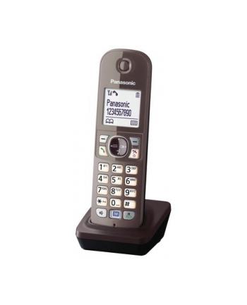 Panasonic KX-TGA681EXA braun