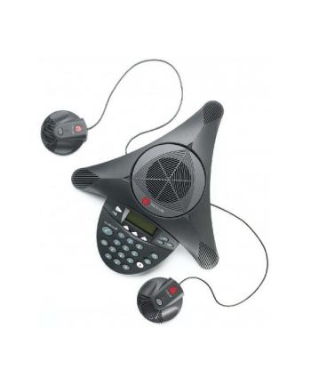 Polycom SoundStation 2 EX - telefon konferencyjny z Display
