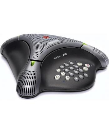 Polycom VoiceStation 300 black - telefon konferencyjny