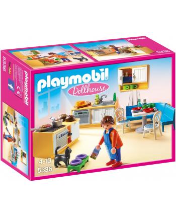 Playmobil Wyposażenie kuchni z jadalnią - 5336