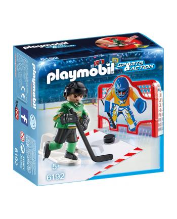 Playmobil 6192 Ice Hockey Shootout