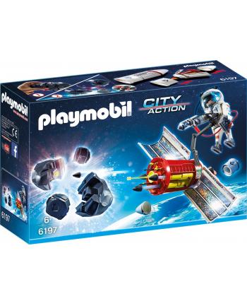 Playmobil Niszczyciel meteorów - 6197