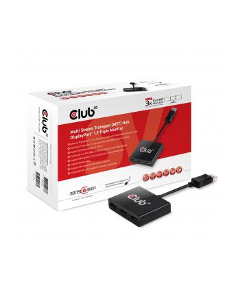 Club3D SenseVision CSV-5300A R - Multi Streaming Transport Hub