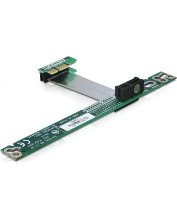DeLOCK Riser Card PCIe X1 regulowany - 7cm