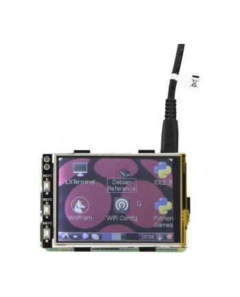 Raspberry Pi TFT Wyświetlacz 3.2'' z LED V2 do Raspberry