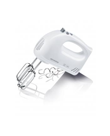 Severin HM 3820 - mikser ręczny - biało szary