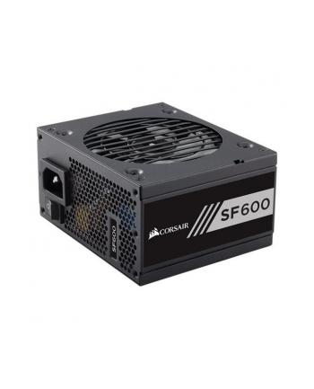 Corsair zasilacz SFSeries SF600-600Wat 80 PLUSGold Certified High PerformanceSFX