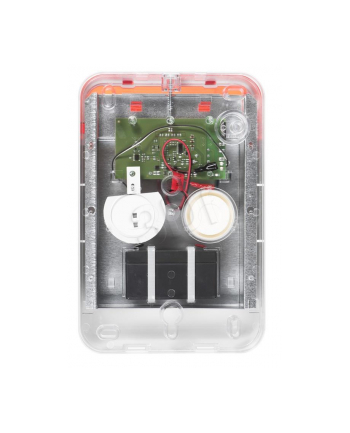 SATEL SPLZ-1011R Sygnalizator zewnętrzny optyczno-akustyczny z zasilaniem