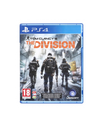 Gra PS4 The Division