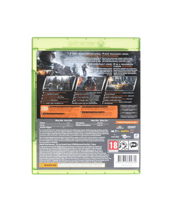 Gra Xbox ONE The Division