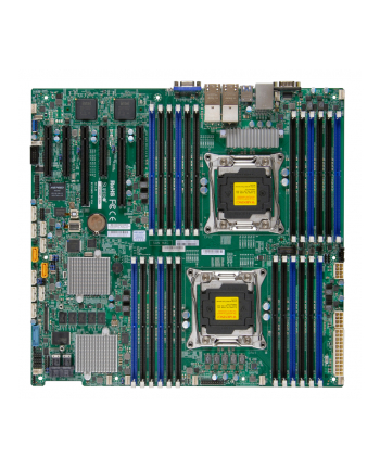 PŁYTA SERWEROWA SUPERMICRO MBD-X10DRC-LN4+-O BOX