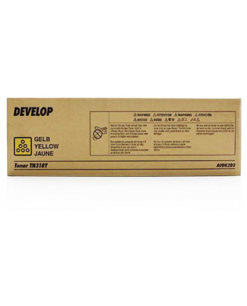 Toner Develop TN-318Y do Ineo +20 | 8 000 str. | yellow