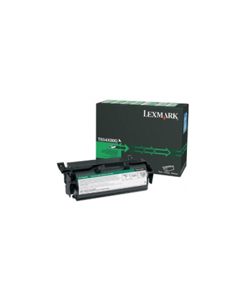 Kaseta z tonerem Lexmark do T-654/656 | korporacyjny | 36 000 str. | black