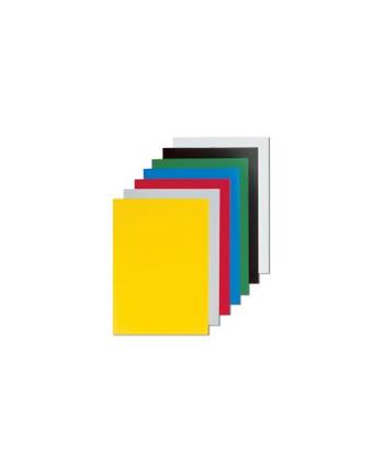Fellowes okładki kartonowe Chromo A4 | niebieskie | 100szt.