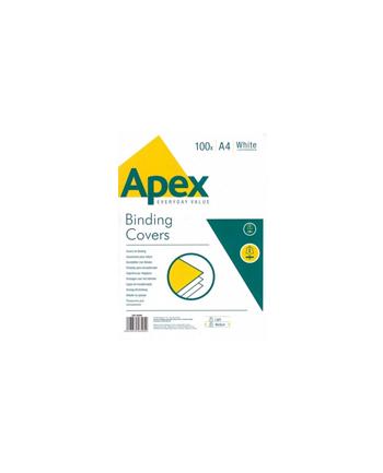 Fellowes okładka Apex Delta skóropodobna | A4 | 100 szt. | black