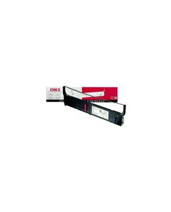 Taśma Oki do Microline MX-CRB-MX1100/1150/1201 | 4 x 30 mln znak. | black