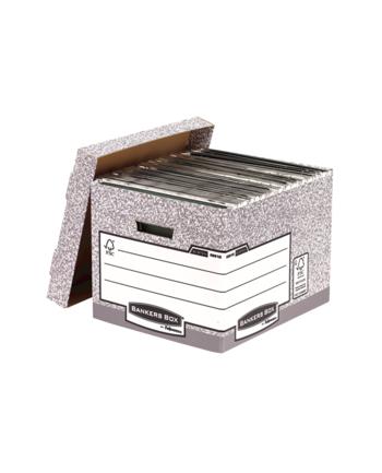 Fellowes Bankers Box System z FSC® - pudło na archiwa ze zdejmowanym wiekiem