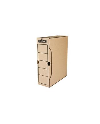 Fellowes R-kive Basics - pudełko na akta 80mm (min. zamówienie 10 szt.)