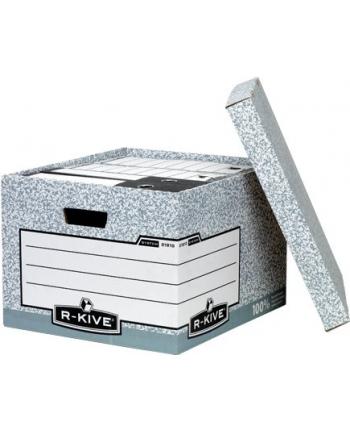 Fellowes Bankers Box System z FSC® - duże pudło na archiwa - FastFold, op. 10szt