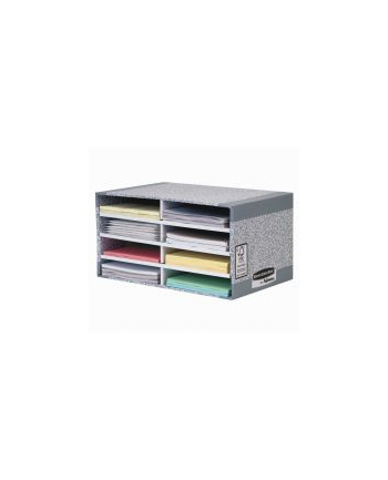 Fellowes Bankers Box System z FSC® niebieski - sorter biurkowy - FastFold