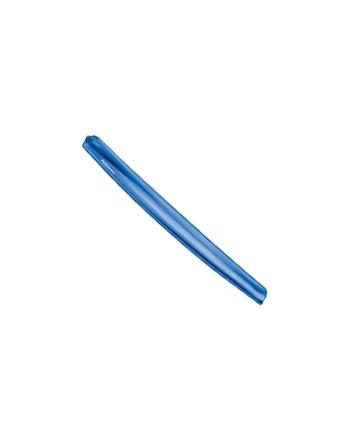 Fellowes podkładka przed klawiaturę crystal | niebieska