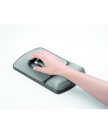 Fellowes podkładka żelowa pod mysz Premium, grafitowa