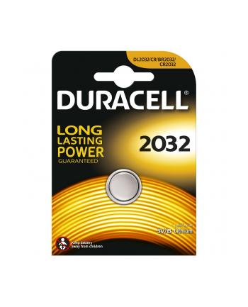 Bateria Litowa Duracell DL 2032 B1
