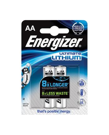Bateria Energizer Lithium AA L91 /2 szt.