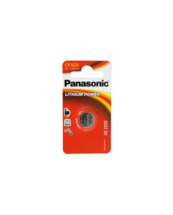 Bateria Panasonic litowo-guzikowa  CR1620/1BP | 1szt.